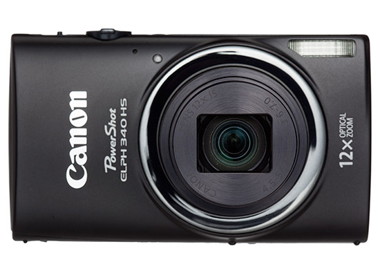 Canon 340HS Black-Used